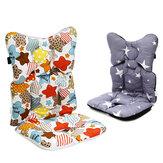 Carrinho de bebê de algodão para carrinho de bebê carrinho de bebê com forro de capa tapete de assento de carro almofada para cadeira