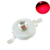 Высокая Мощность 3 Вт DC2.2-2.4 В LED Чип Красный DIY Свет Лампа Диод Из Бисера для Прожектора