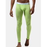 Modal Pure Color U convesso Long Johns