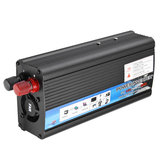 1500W Peak Inverter DC 12V to AC 220V Solar Power Inverter Modified Sine Wave Converter Car Charger Converter