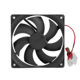 120mm PC Case Fan Computer Ultra Silent Cooler Cooling Heatsink Fan 3pin/4pin