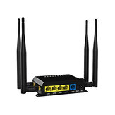 MechZone Industrial 4G Router with PCIE Interface Supports 3G/4G to Wifi Triple Network