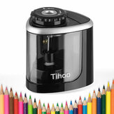 Portable Electric Pencil Sharpener Automatic Touch Switch School Office Classroom