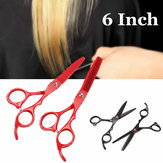 6 '' Professional Hairdressing Scissors Hair Cutting Thinning 2X Set Barber Shear