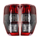 Car Rear Left/Right Tail Light Brake Lamp with No Bulb For Ford Ranger 2011-2018