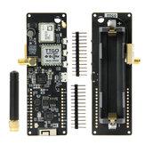 LILYGO® TTGO T-Beam v1.0 ESP32 LoRa 433/868 / 915Mhz WiFi GPS NEO-6M 18650 Módulo de placa Bluetooth WiFi
