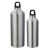 500/1000ML Portable Stainless Steel Drinking Water Bottle