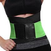 S-2XL Trainer Cintura Tummy Controle Corset Lumbar Cinto Wrap
