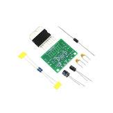 TDA7297 12 فولت النقي تيار منتظم القوة مكبر للصوت مجلس أجزاء المستوى الخلفي المرحلة 2.0 15 واط + 15 واط ثنائي القناة الإلكترونية ديي كيت
