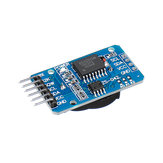 3pcs DS3231 AT24C32 IIC Precision RTC Real وقت ساعةحائط Memory Unit Geekcreit for Arduino - المنتجات التي تعمل مع لوحات Arduino الرسمية