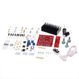 TDA2030A 2.1 Super Bass 2.1 Subwoofer Amplifier Board Three-channel Speaker Audio Amplifier Board DIY Kit