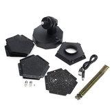 Decoração da casa Romântico Astro Estrela Sky Laser Projetor Cosmos Night Light Lamp Gift Toys