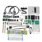 RT809H EMMC-Nand FLASH-programmeur +52 items + TSOP56 TSOP48 SOP8 TSOP28 EDID-kabel VGA naar HDMI + SOP8-testclip