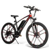 [EU Direct] SAMEBIKE MY-SM26 8Ah 350W 48V 26inch Электрический велосипед 30 км / ч Максимальная скорость 80 км Пробег Максимальная нагрузка 150 кг