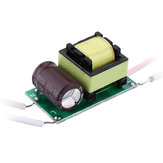 10pcs 4W 5W 6W  4-6W LED Driver Input AC 85-265V to DC 12V-24V Built-in Drive Power Supply Lighting for DIY LED Lamps