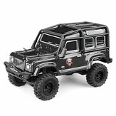 RGT 136240 V2 1/24 2.4G RC Car 4WD 15KM / H Voertuig RC Rock Crawler Off-road