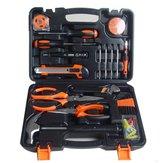 45 Pcs Kit de Combinação Doméstica Conjunto de Dom Caixa de Ferramentas de Hardware de Largura Ferramenta de Mão Ferramenta Geral Kit de Ferramentas Domésticas
