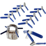 10Pcs Padlock Shim Picks Set Lock Pick Lockpicking Opener Accessories Tool Easy