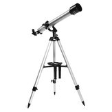 525X Astronomical Telescope Refractor Monocular Professional Stargazing Galaxy Planet Telescope
