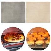 Bandeja da folha da malha do cozimento do forno não Varanda Microplaquetas friáveis da pizza BBQ BBQ Pan