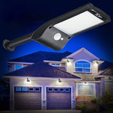 36 LED Solar Wall Street Light PIR Motion Sensor Waterproof Outdoor Garden Lamp