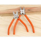 MYTEC Nozzle Pliers 5/6 Inch Oblique Pliers Tool Oblique Nose Pliers Household Multifunctional Electronic Wire Cutter