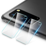 Bakeey 2PCS Anti-scratch HD Clear Tempered Glass Phone Camera Lens Protector for Samsung Galaxy S20 2020