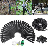 10/15/20/25m Hose Automatic Sprinkler Drippers Micro Irrigation Drip Plant Watering Garden System