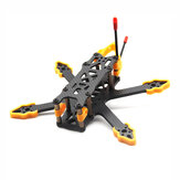 ZJWRC 140mm Wielbasis 3 Inch 4mm Arm Carbon FPV Racing Frame Kit voor RC Drone