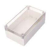 Plastic waterdichte elektronische projectdoos Duidelijke dekking Elektronische projectgeval 158 * 90 * 60 mm