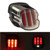 Motorcycle Bike Taillight Rear Brake Tail Stop Red Light For Harley