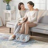 桃田3Dスパエアバッグマッサージ機脚用膝足快適な減圧から