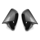Corne Glossy Black Rear View Side Car Mirror Cover Caps Fit For Toyota Camry 2018+ Avalon 2019 C-HR 2016-2018 +