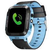 Enfants Smart Watch Anti-perdu GPS Fitness Anti-perdu Tracker Locator SOS Caméra D'appel Pour IOS Android APP