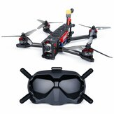 iFlight X Jointly-designed TITAN DC5 6S w/ DJI Air Unit BNF Build-in DJI Receiver FPV HD Goggle V2 FPV Racing RC Drone