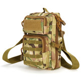 600D Tactical Molle Pouch Utility Belt Waist Pack Phone Bag Military Webbing Bag Waist Bag