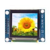 1.5 Inch OLED 128x128 Display Color LCD Screen SSD1351 Color OLED