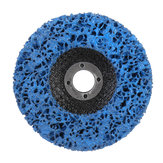 Poly Strip Flap Disc Wheel Paint Rust Removal Clean for Angle Grinder Tool