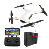 JJRC X7P SMART + 5G WIFI 1 KM FPV met 4K Camera Twee-assige Gimbal Brushless RC Drone Quadcopter RTF