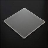 300x500mm PMMA الاكريليك بلوري ماتي ورقة لوحة الاكريليك لوحة البرسبيكس لوحة قطع