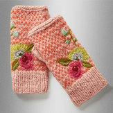 Handwarmers Casual Knit Gloves