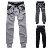 Mens Casual Jogging Trousers Cargo Jogger Sports Pants Harem Fitness Sweatpants