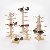 Solid Wood Glasses Show Frame Glasses Store Receives Rack