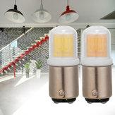 Dim 5 W AC110-120V COB 1511 BA15D LED Lamba Ampul Kapalı Avize Dikiş Makinesi için Lamba