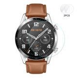 ENKAY Watch Protector de pantalla Arc Tempered Film para Huawei Watch GT 2 46mm Smart Watch