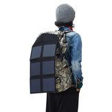 DL-SP30 80 واط 18 فولت لوحة شمسية فعالة للطاقة الشمسية شاحن حقيبة ثلاثية الطي للطاقة الشمسية القابلة للطي القوة لوحة البنك هاتف شاحن