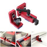 Fermo per binari obliqui con scanalatura a T fisso 30/45 Lavorazione manuale del legno fai-da-te Strumenti