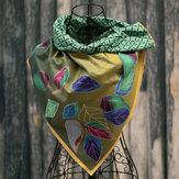Women's Vintage Floral And Leaf Elegant Boas & Scarves