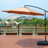 100x195x160cm Waterproof Sunshade Beach Umbrella Fabric Cloth Canopy Parasol Tent Cover