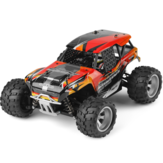 Wltoys 18405 1/18 2.4G 4WD Electric RC Car Off-Road Truck Vehicles RTR Model